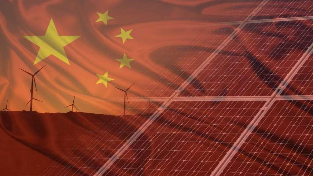 Energia słoneczna w Chinach