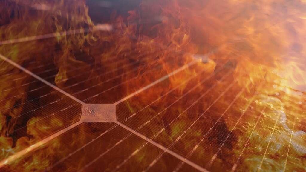 Pożary PV – czy stanowią realne zagrożenie dla właścicieli instalacji fotowoltaicznych?